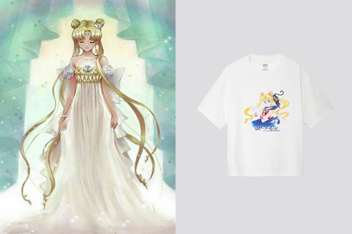 只要再等幾天:《美少女戰士》與 Uniqlo 聯名系列,正式發售日期確定了!