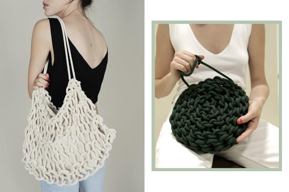 Handmade Rope Handbag