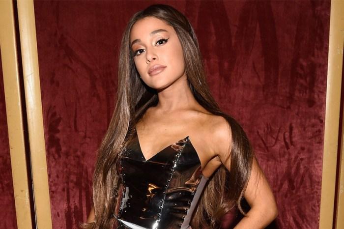 Ariana Grande 天然捲短髮造型曝光,網民大讚可愛!