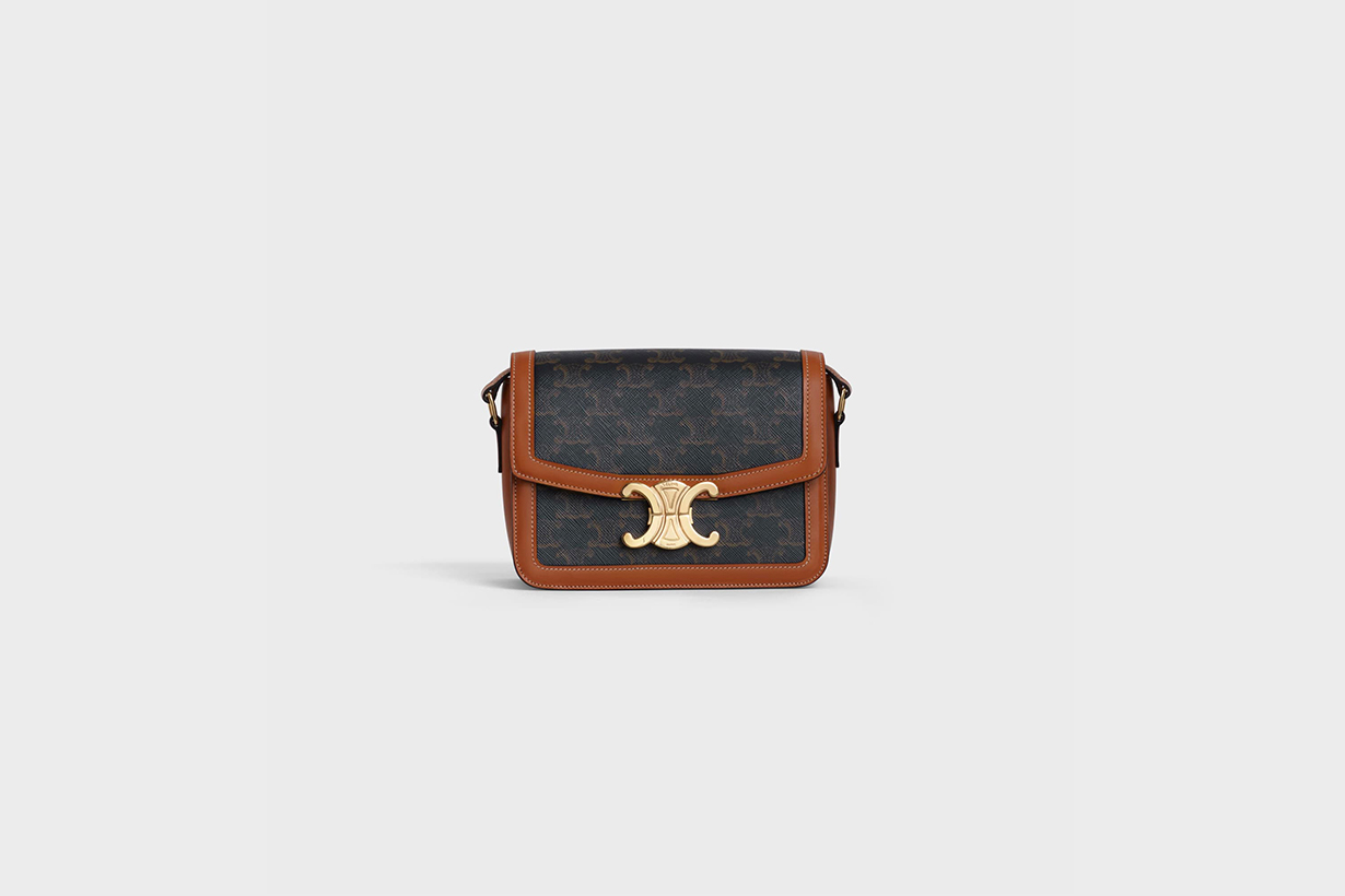 celine triomphe canvas handbags