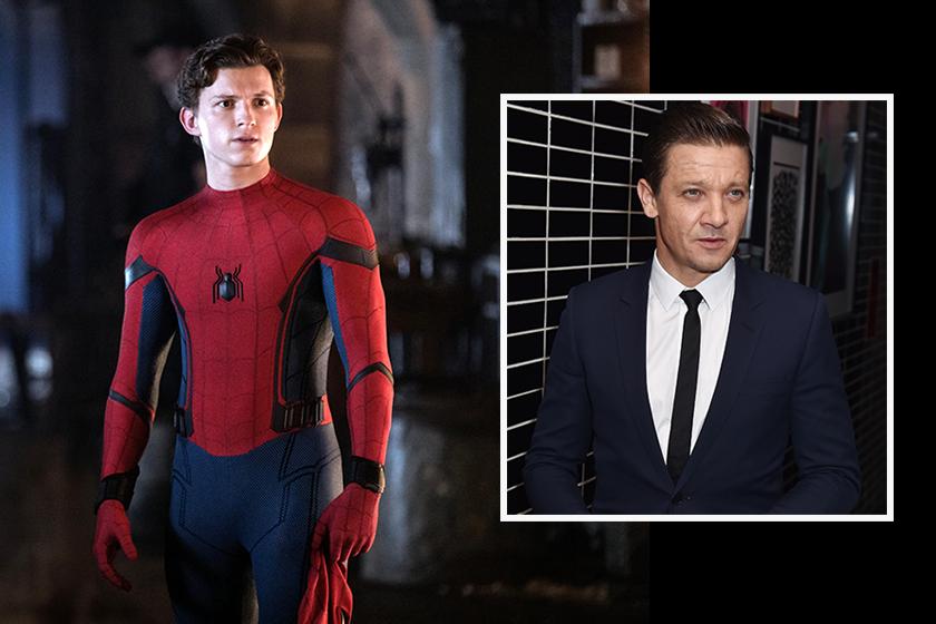 Spider Man Marvel Sony Mcu Hawkeye Jeremy Rennersupport on Instagram