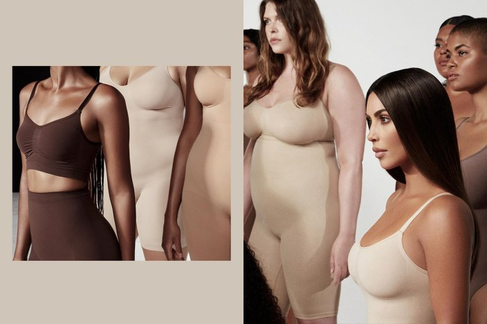 在撤名後,Kim Kardashian 重新宣佈內衣品牌名稱與正式發售日期!