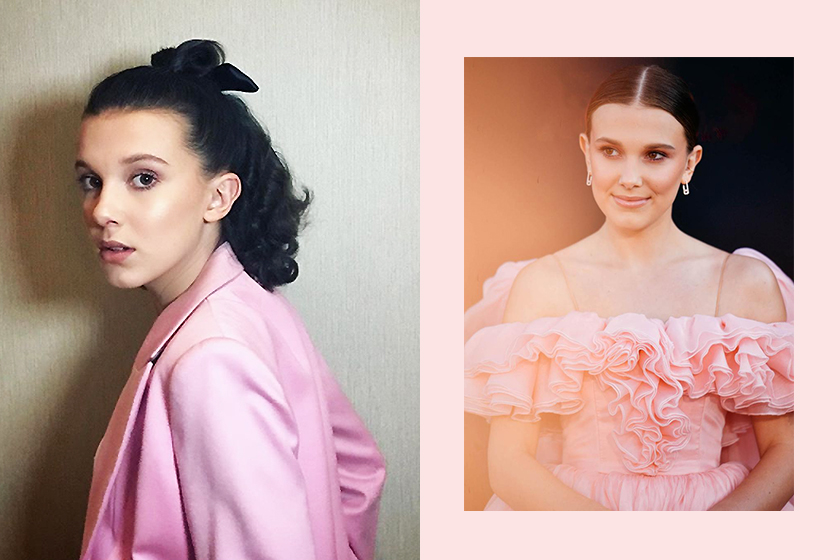 millie bobby brown launch beauty brand Florence by Mills