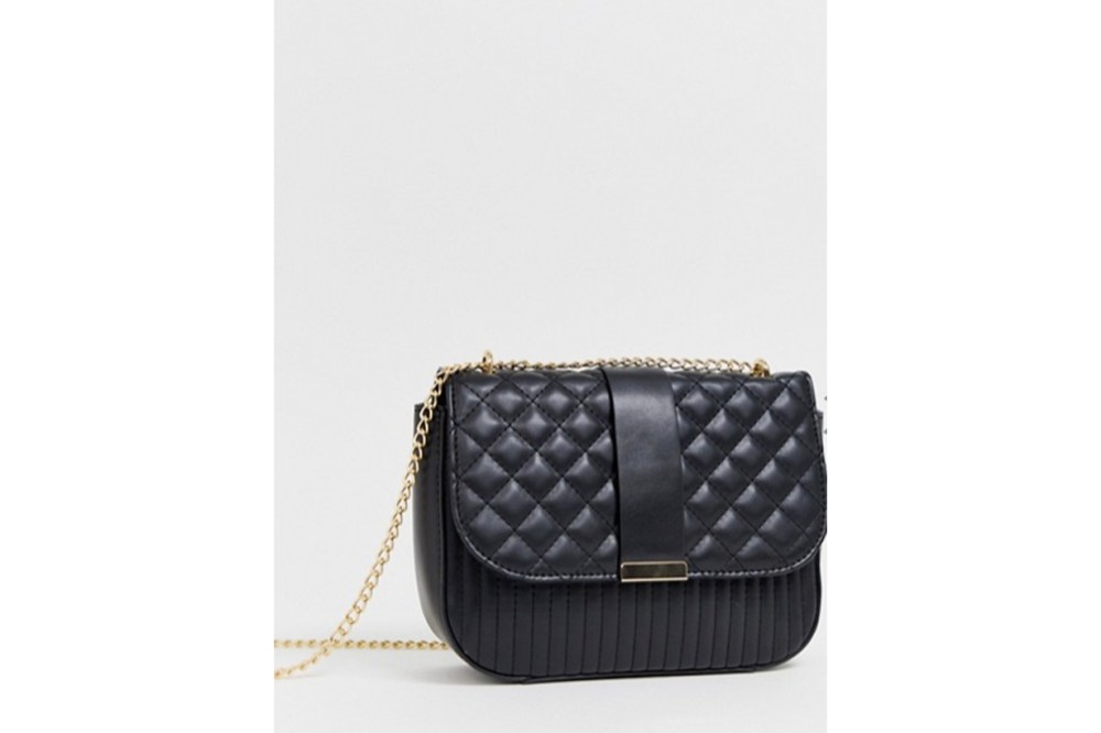 ASOS DESIGN Quilted Cross Body Bag
