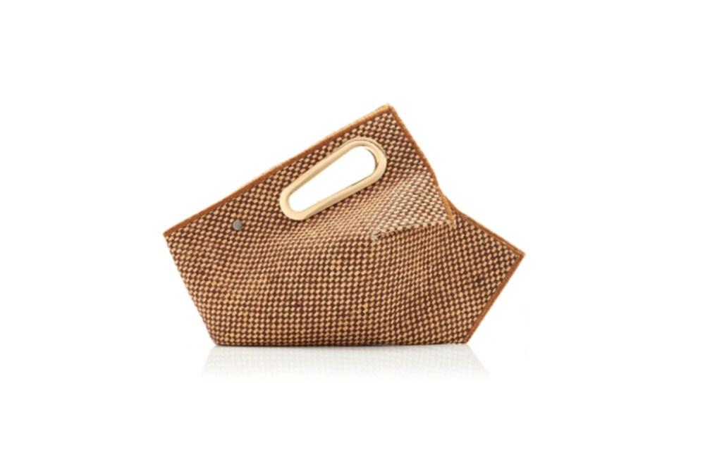 Athaarah Two-Tone Jute Bag