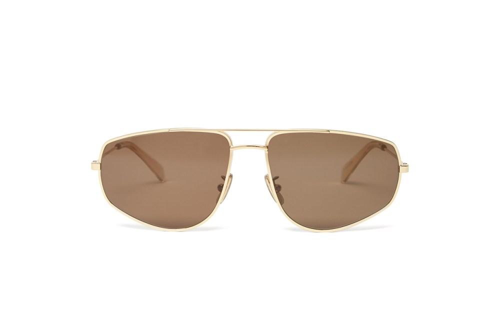 Aviator Metal Sunglasses