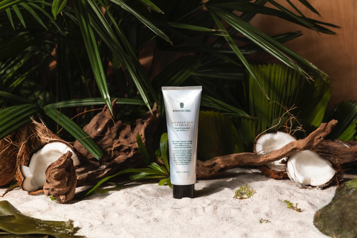 Banyan Tree sunscreen