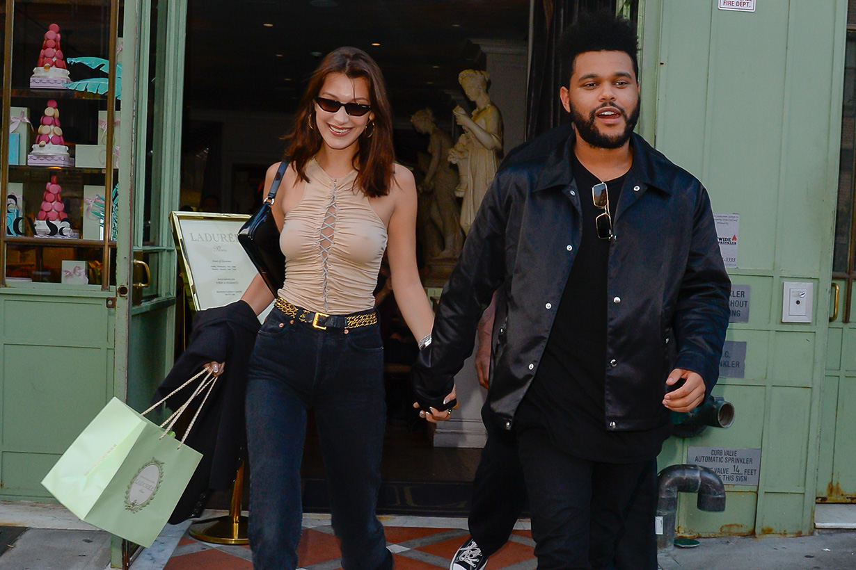 Bella Hadid The Weeknd reportedly split again