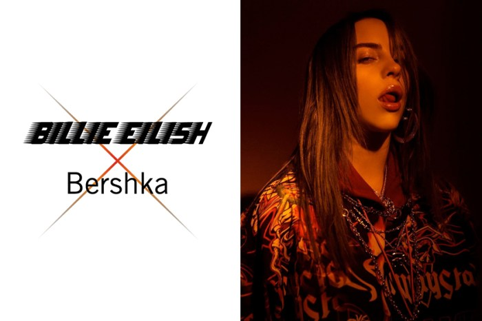 Bershka x Billie Eilish 推出中性聯乘系列:Lookbook、指定販售店點公開!