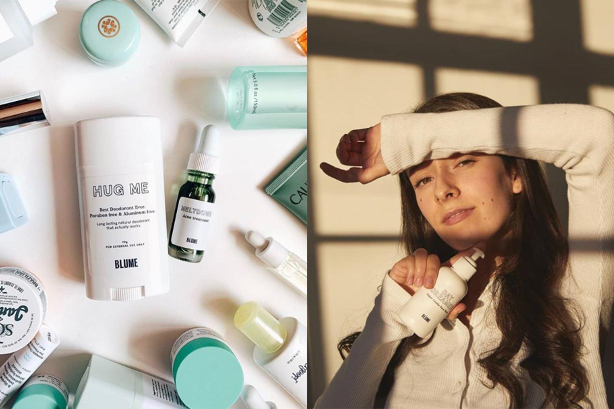 Blume Celebrate Skin Campaign