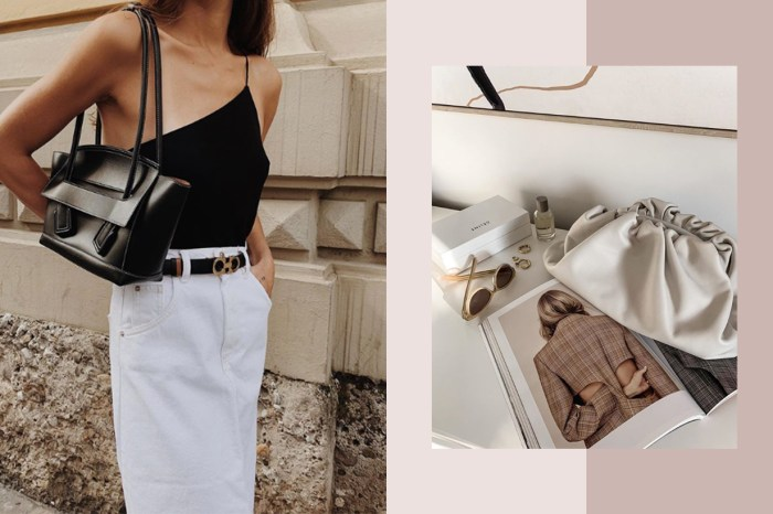氣質女生必入:Bottega Veneta 除了「雲朵包」,還有哪些值得投資手袋?