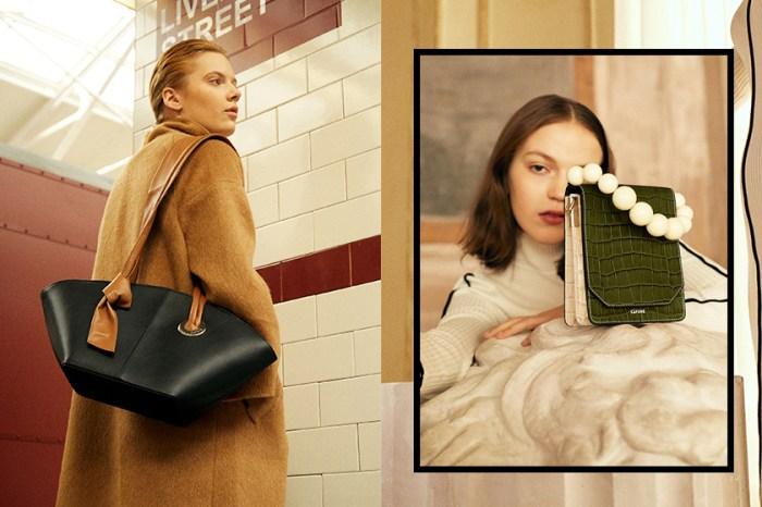 媲美大牌的設計,這個小眾品牌的手袋深受時尚達人的喜愛!