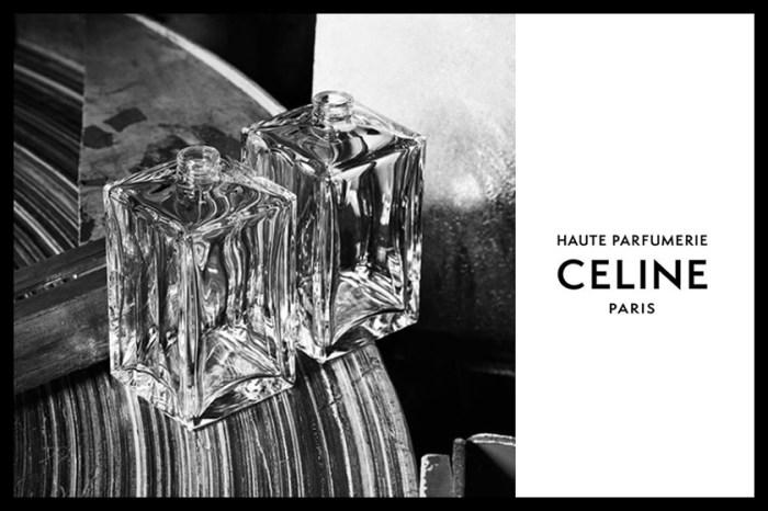 讓人好奇的神秘設計:Celine 8 年後再次推出香水系列,外觀與味道究竟如何?