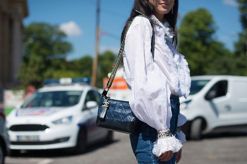 Chanel Handbag Street Style