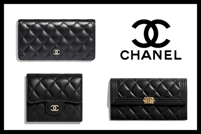 10+ Chanel 經典黑色款銀包,全都是一輩子都不過時的優雅設計!