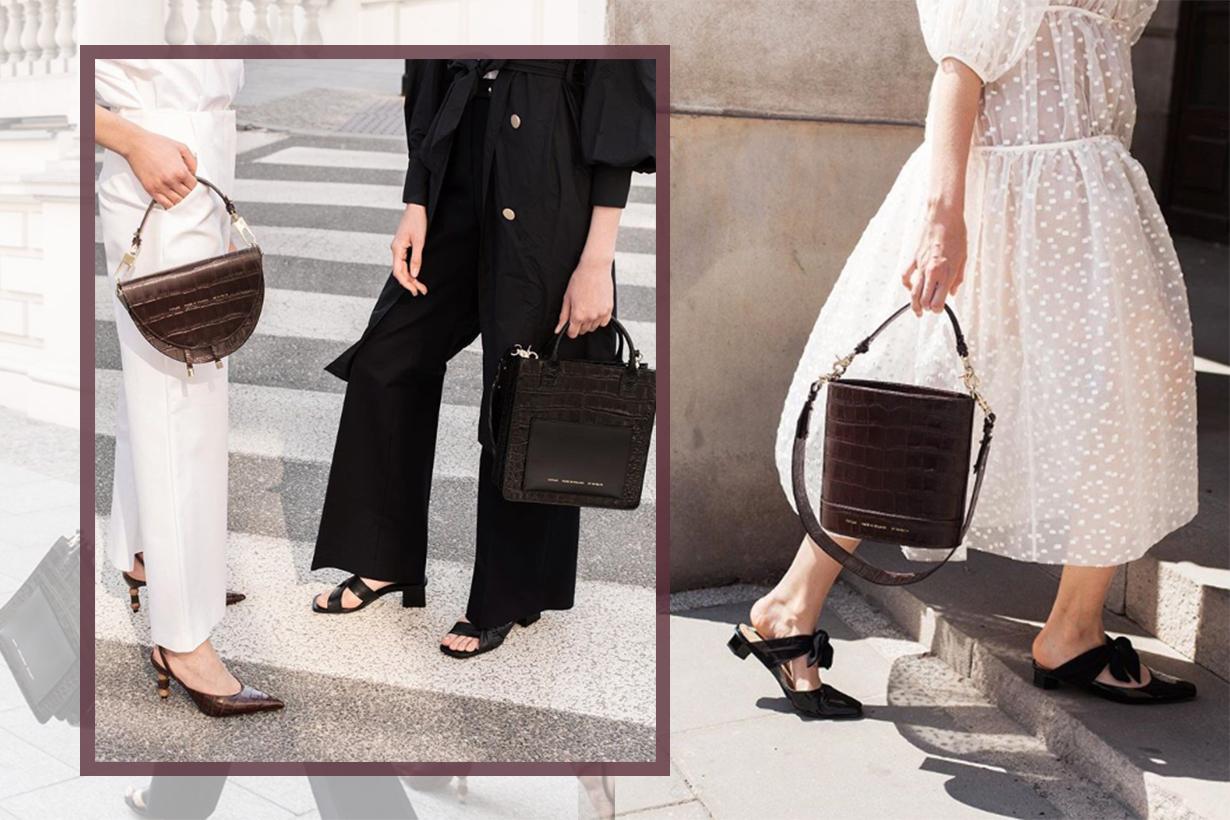 CHYLAK Vintage Style Leather Bag