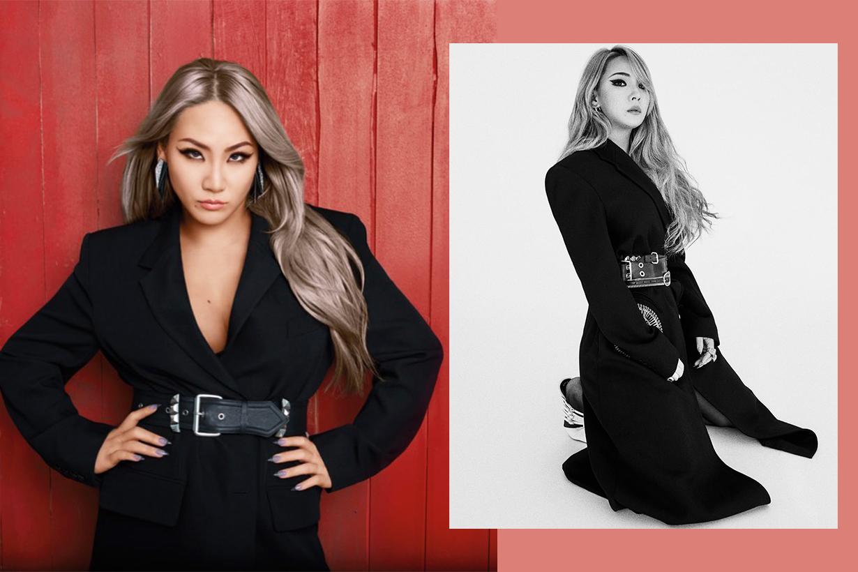 CL LEE Chae Rin 2NE1 YG entertainment K Pop Queen Korean Idols Weight gain vogue korea urban decay