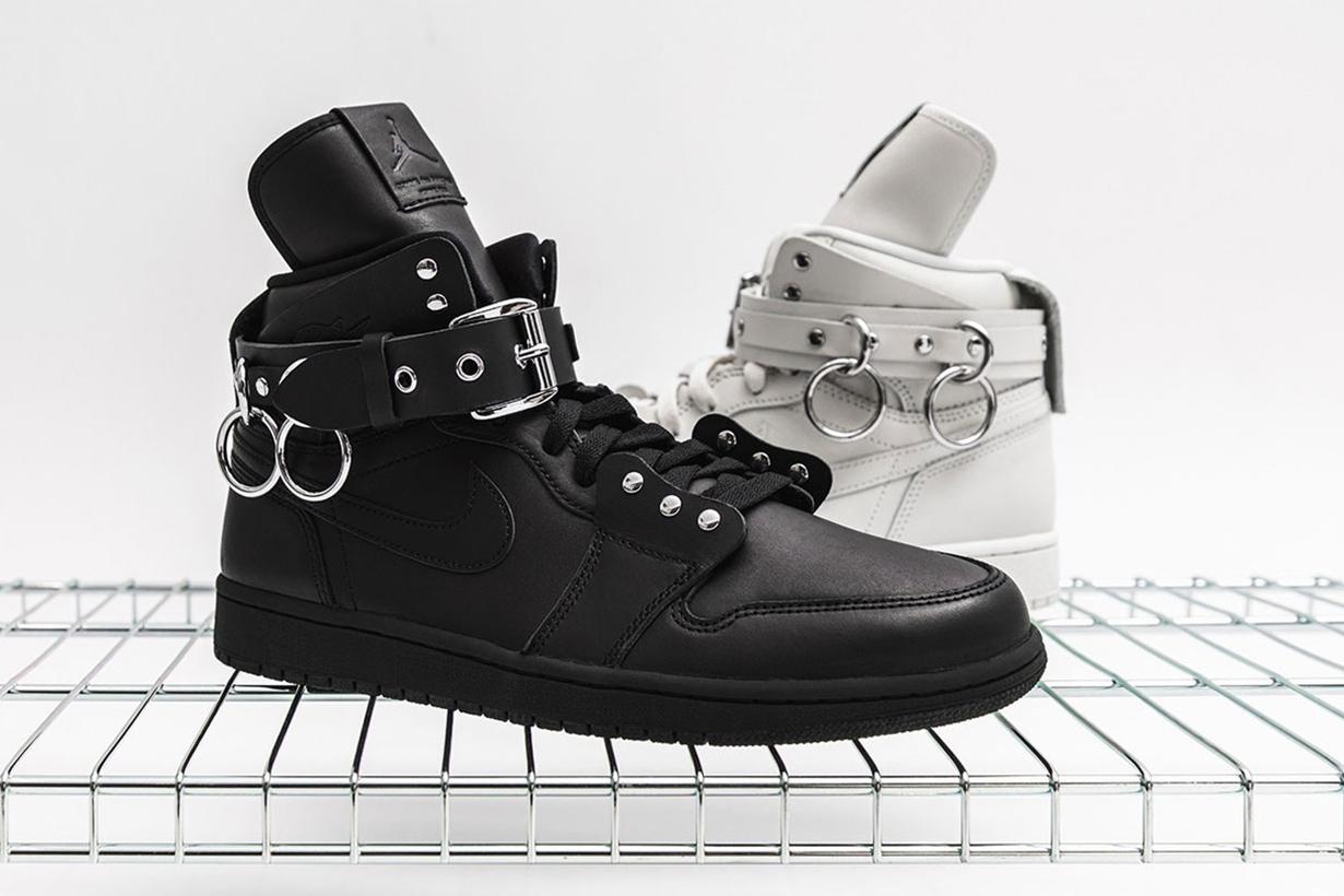 COMME des GARÇONS x Air Jordan 1 Collab