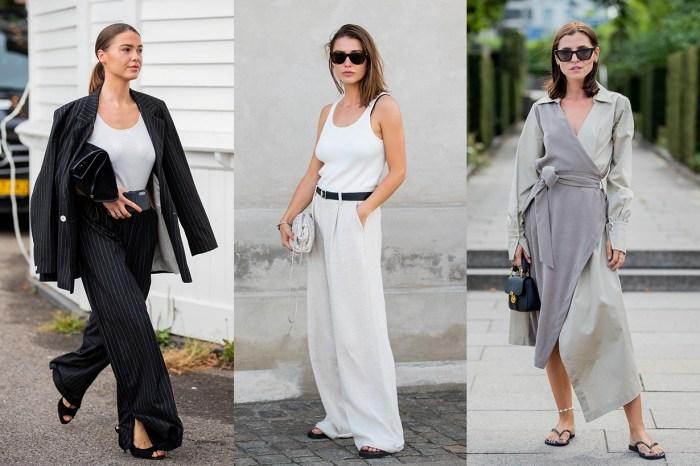 值得參考的北歐風穿搭:在哥本哈根街頭,女生只關注這 4 大潮流