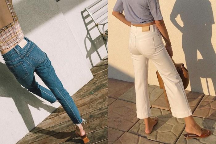 潮人愛的牛仔褲就是不一樣!7 個「不常聽到的」牛仔品牌推介