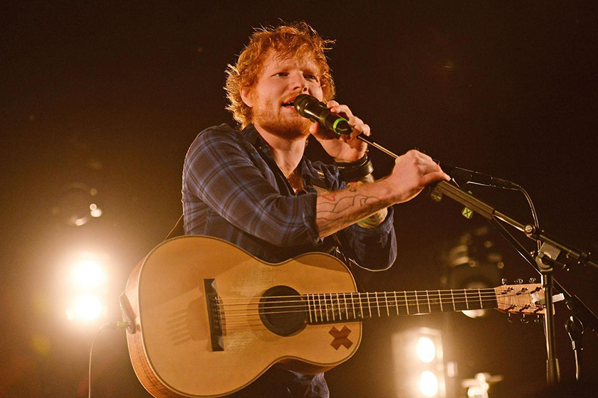 Ed Sheeran take a break from music semi retirement