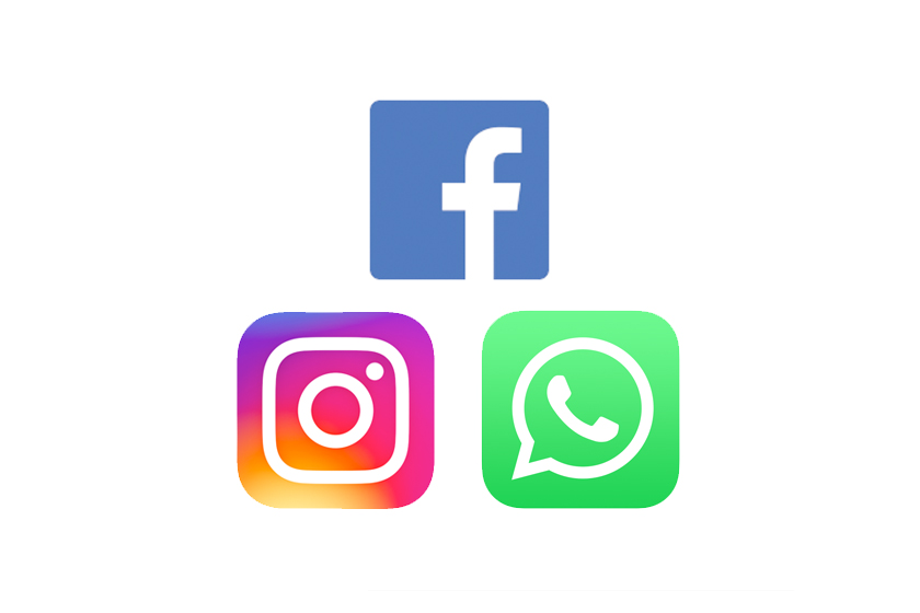 facebook rename instagram whatsapp rebranding