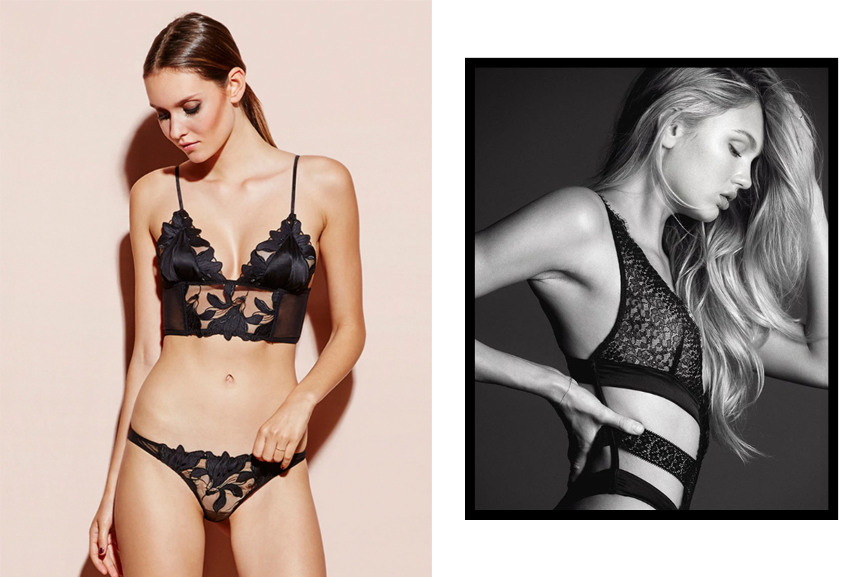 Fleur du Mal Founder Speaks Out About Being Copied by Victoria's Secret