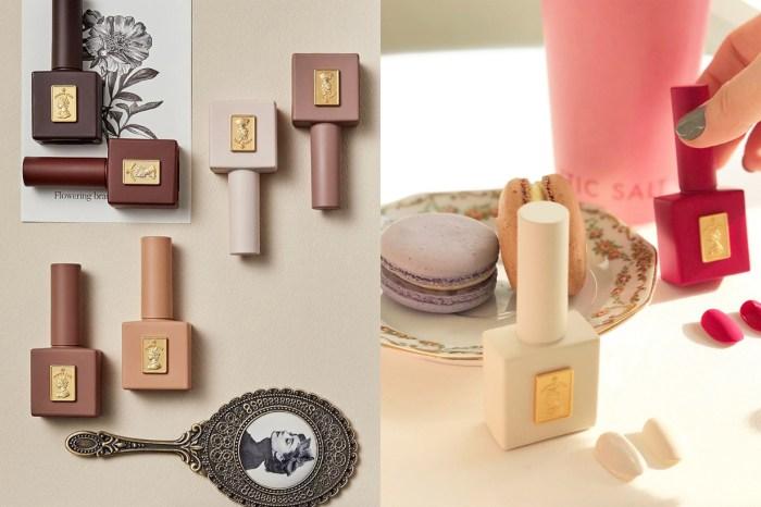 美得像藝術品!這個韓國品牌的指甲油是每個女生都想擁有的!