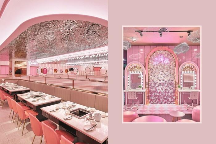 最美火鍋店:新加坡超人氣「美滋鍋」即將來台,彷彿置身浪漫粉紅天堂!
