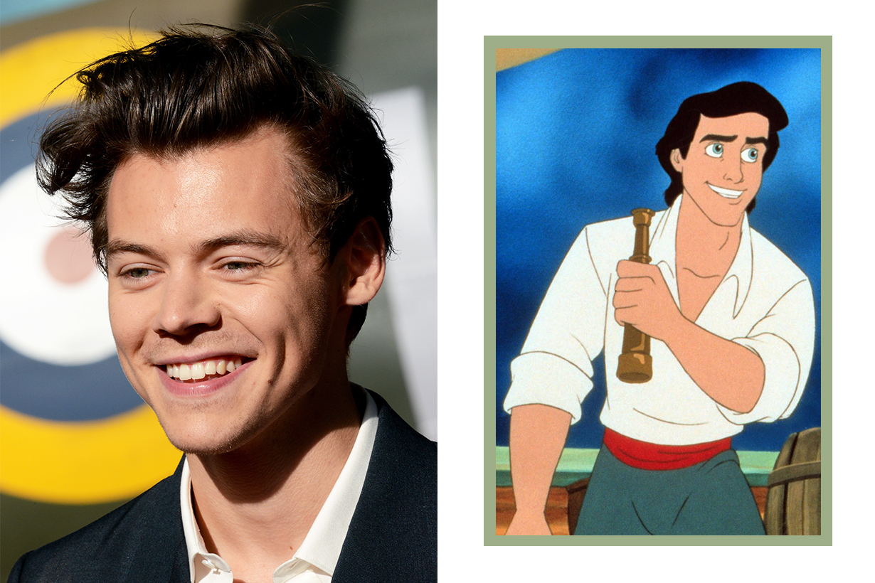 Harry Styles Turns Down Role As Prince Eric