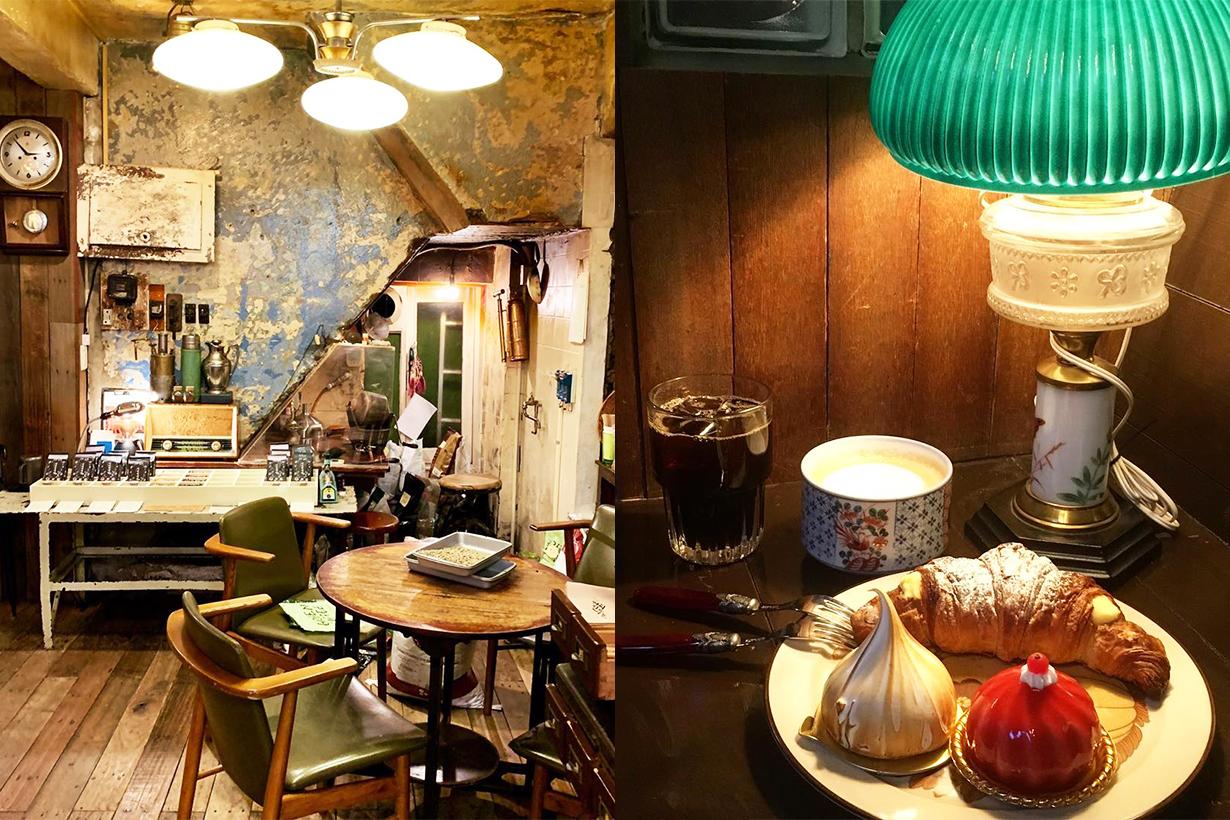 Hotel del luna IU Yeo Jin Goo vintage cafe Myeong-dong hyemintang Coffee Hanyakbang korea seoul travel spots
