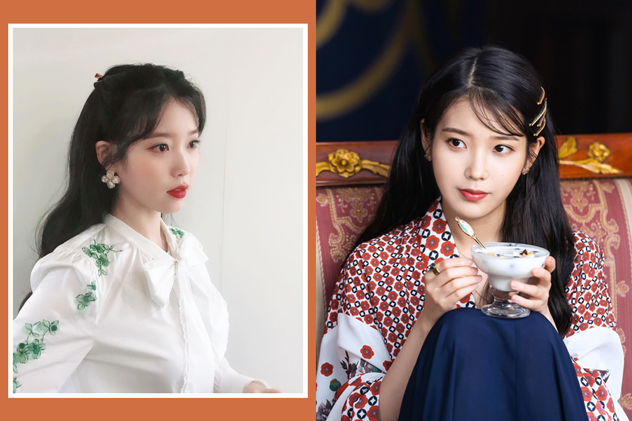 IU Lee Ji Eun Sulli Choi Ji Rin f(x) Hotel Del Luna Korean drama k pop korean idols celebrities singers actresses