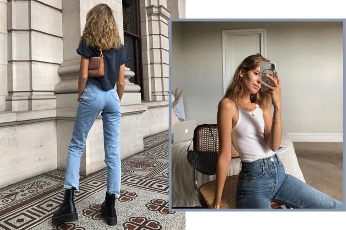 懶得配搭才穿牛仔褲?這 5 個簡約造型比你想像中更迷人!