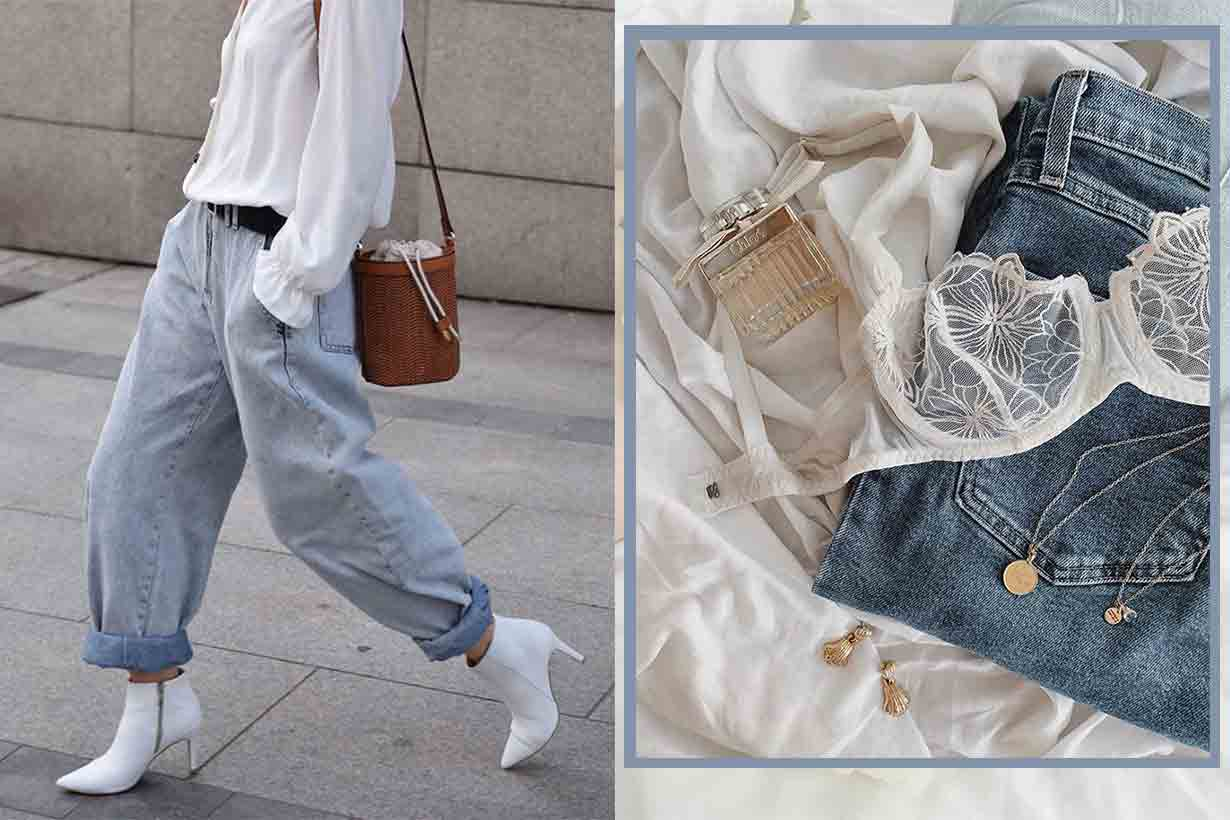 jeans street style 2019