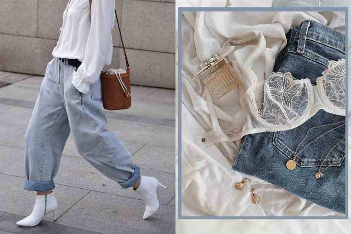 偷懶想穿牛仔褲?襯這 3 款上衣就能「秒速出門」