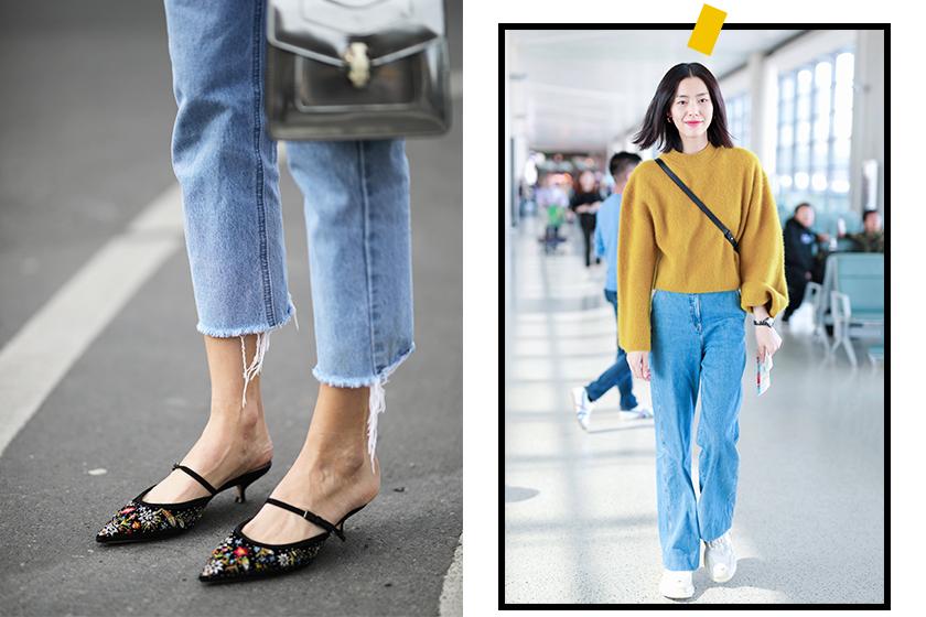 jeans liu wen