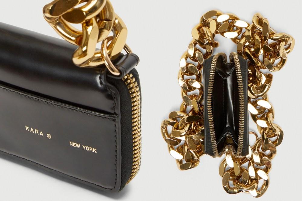 kara handbags wallet Chain Bikers hit instagram