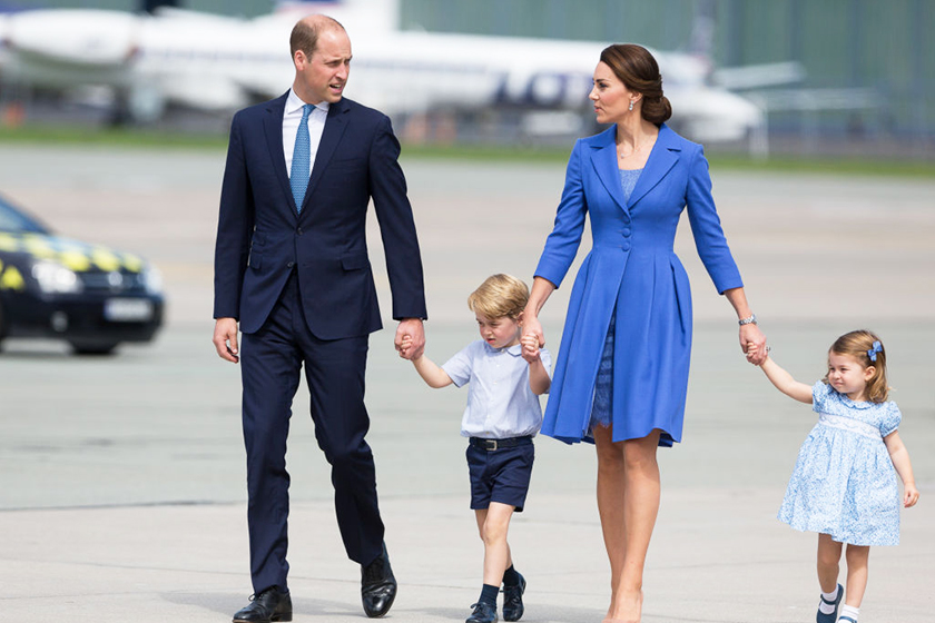 Kate-Middleton Prince-William budget-flight-Scotland
