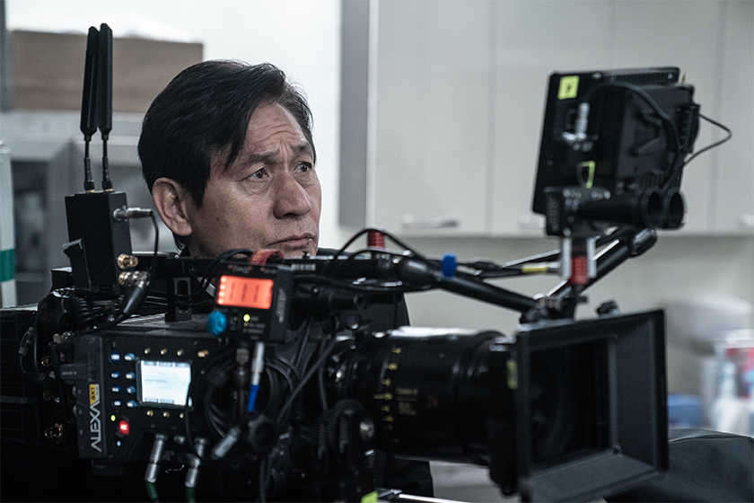 korean movie the divine fury Park Seo joon selling points