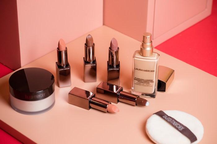Laura Mercier 開設美妝限定店,將法式美妝帶來香港!