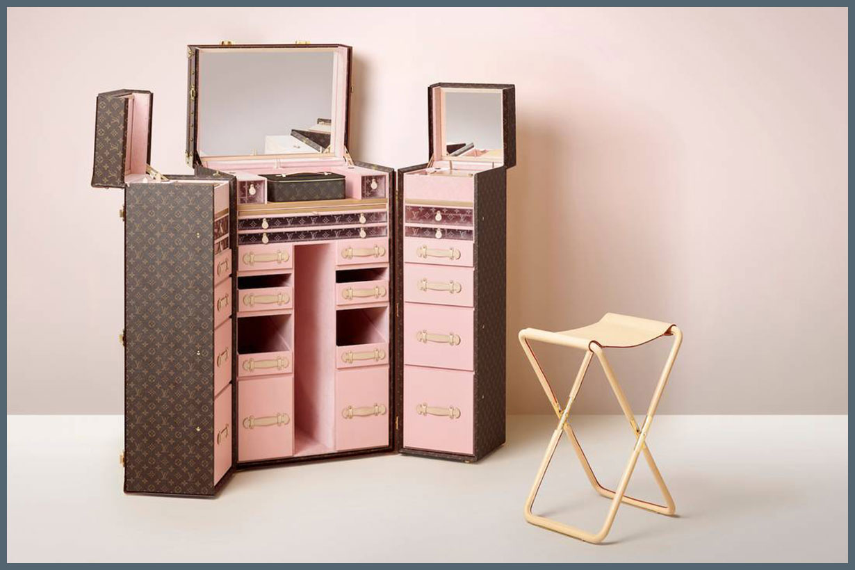 Louis Vuitton's Latest Trunk Collection Is the Epitome of Luxury