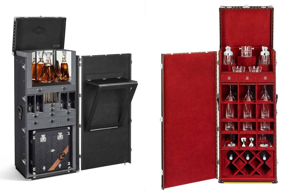 Louis Vuitton The Hennessy Trunk