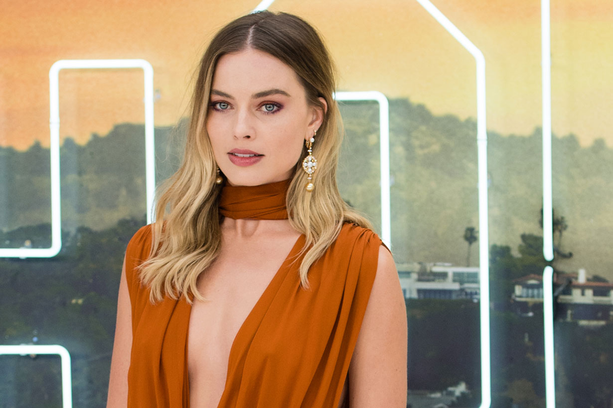 Margot Robbie Kate Young red carpet style