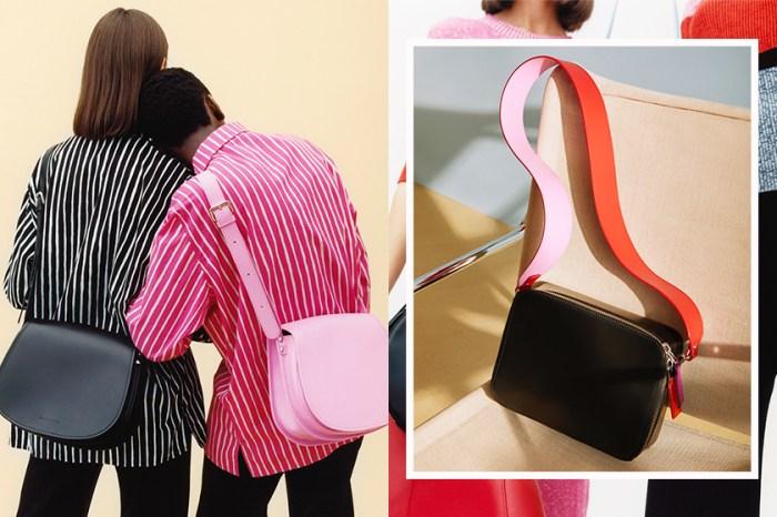 你以為這個品牌只會推出花布袋?新季的高質皮革手袋系列更值得入手!