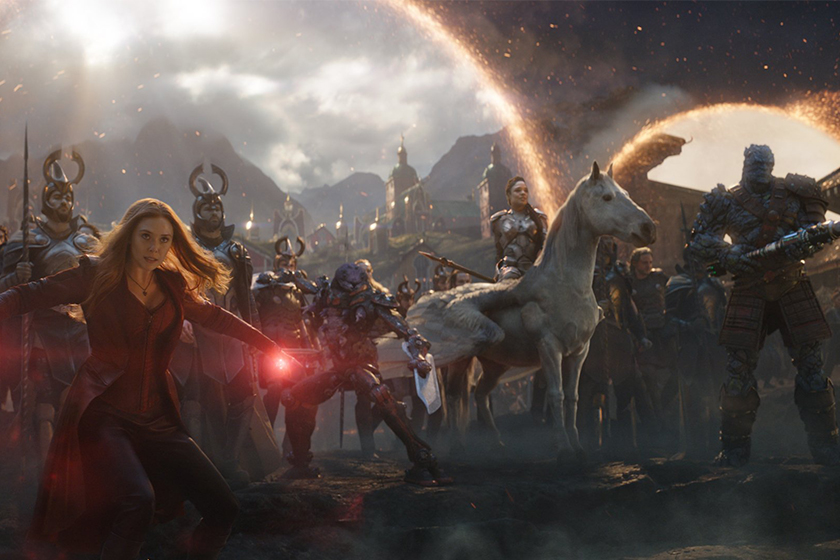 marvel avengers endgame russo brothers hardest part to film