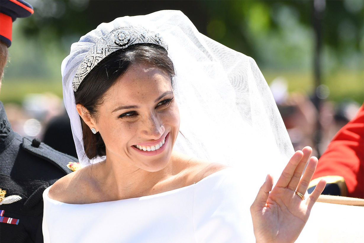 Meghan Markle Used Pinterest to Plan Her Wedding Makeup