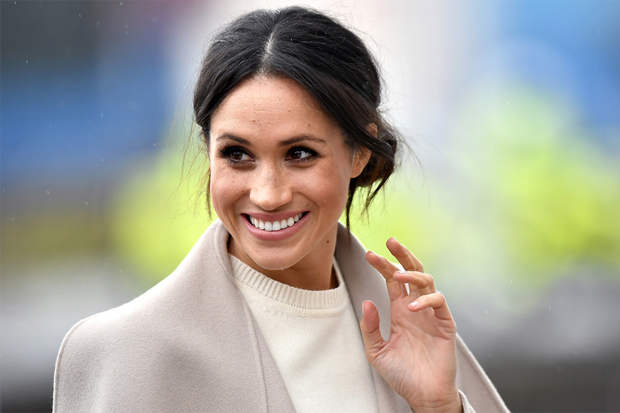 Meghan Markle Is Launching a Collection of Workwear for Smart Works