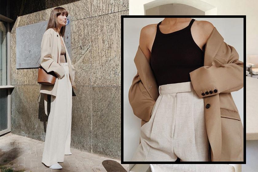 minimal outfit idea instagram girl  Annemiek Kessels