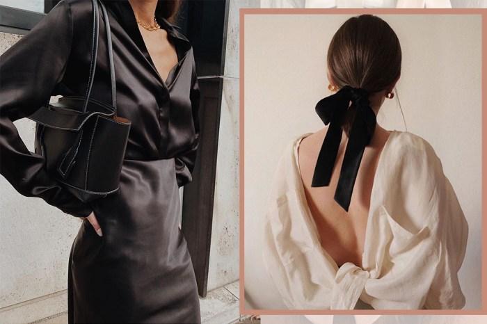 想不到這些法式絲綢單品,是來自一個波蘭小眾品牌⋯⋯