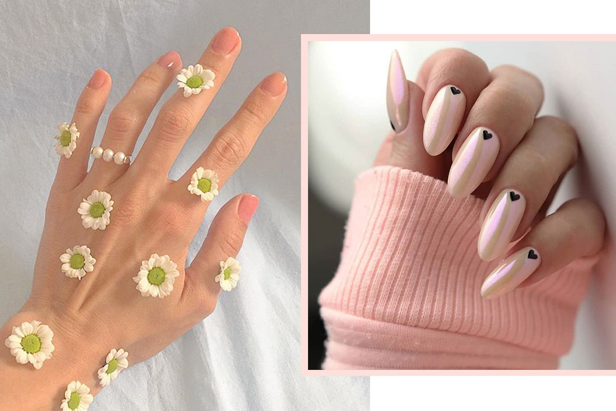 girly nail art inspiration 2019